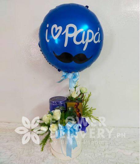 I Love Papa Balloon Bundle