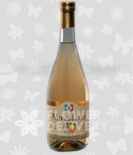 Novellino Luscious Peach Wine