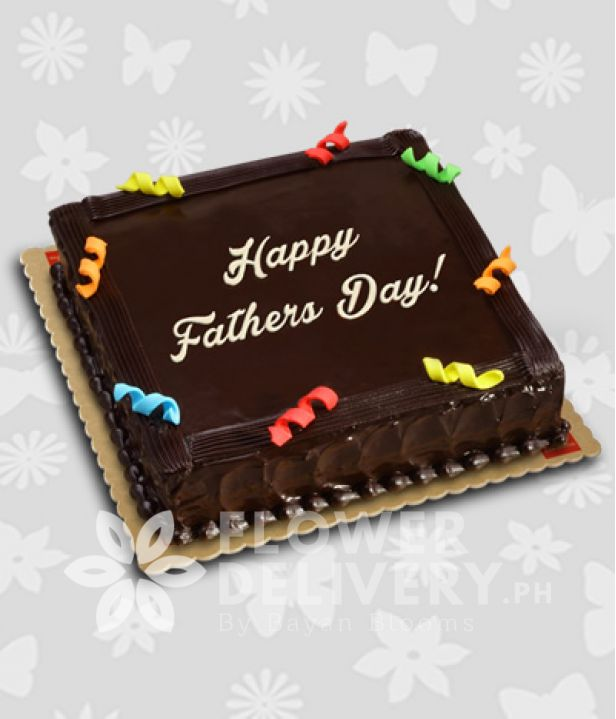 Fathers Day Cake Flower Delivery Philippines 616x719
