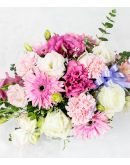 Alluring Mix Flowers in a Vase