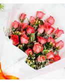 Lovely 2 Dozen Pomelo Roses